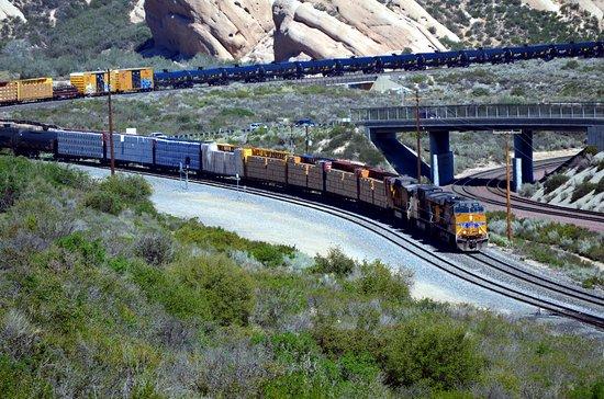 Cajon Pass Foto