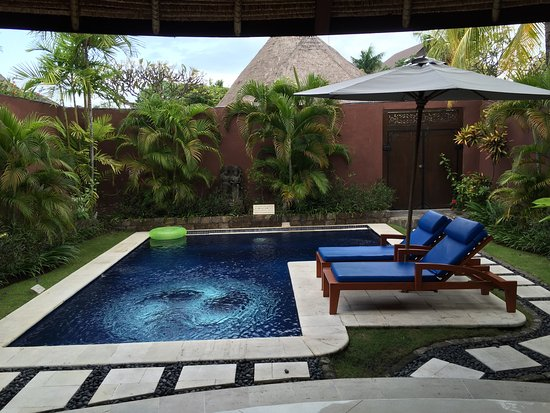 Dusun Villas Bali: Relaxing and quiet