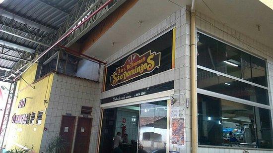Guiricema, MG: Bar e Restaurante São Domingos