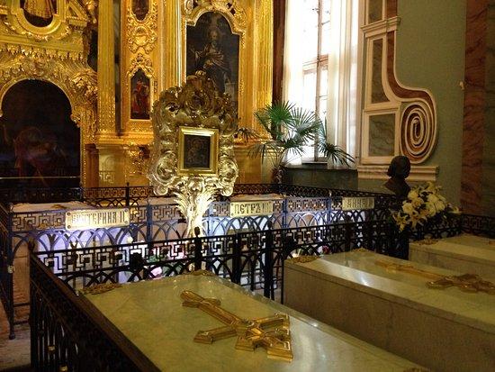 St. Petersburg, Russia: Петропавловский собор