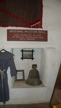 Soledad, كاليفورنيا: Original Mission Bell