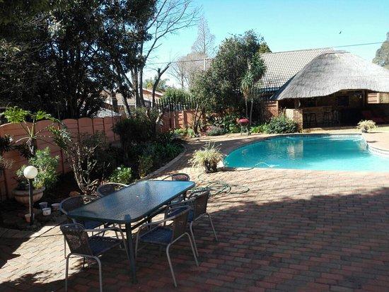 Kempton Park, África do Sul: Linga Longa Guest House