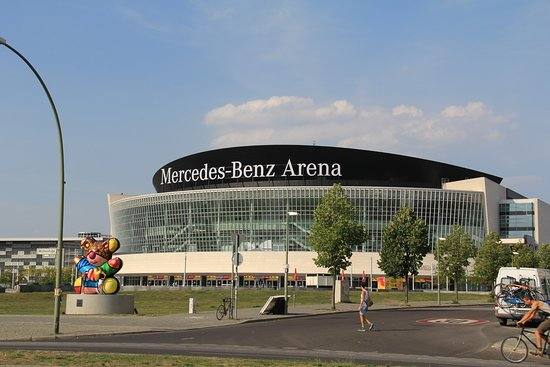 Mercedes benz arena mercedes benz arena berlin berlin for Mercedes benz stadium location