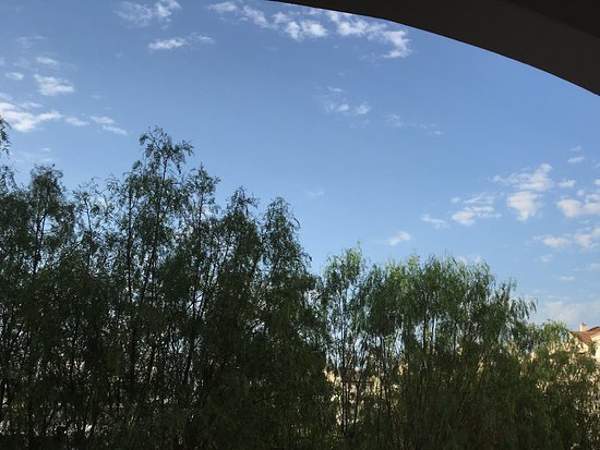 Roldan, Spagna: View from balconies