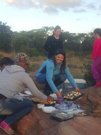 Cullinan, جنوب أفريقيا: Picnic at Madidaba