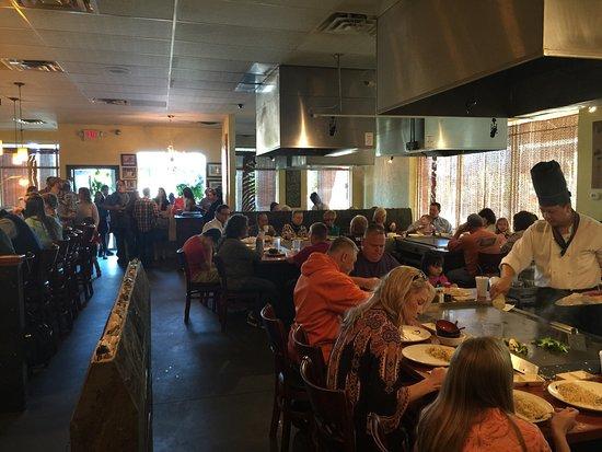 Dawsonville, GA: Osaka Steak & Sushi