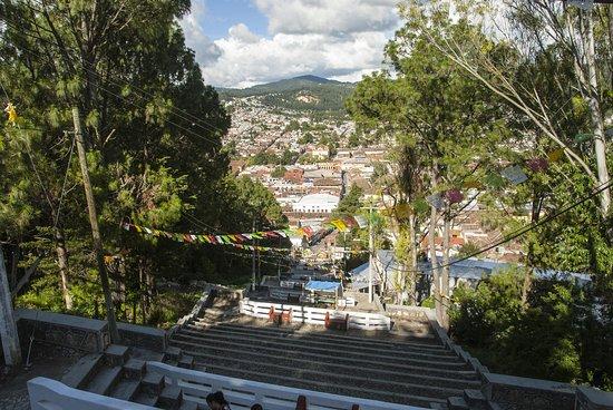Mirador de la Escuela SolMaya: Uitzicht vanaf de mirador
