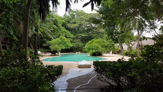 Ko He, Tailandia: Pool