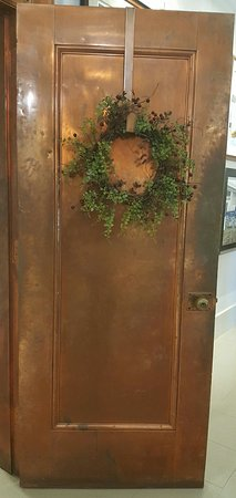 Yvette Moore Fine Art Gallery: Copper door