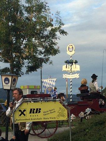 Reifnitz, Austria: Oktoberfest am Wörthersee