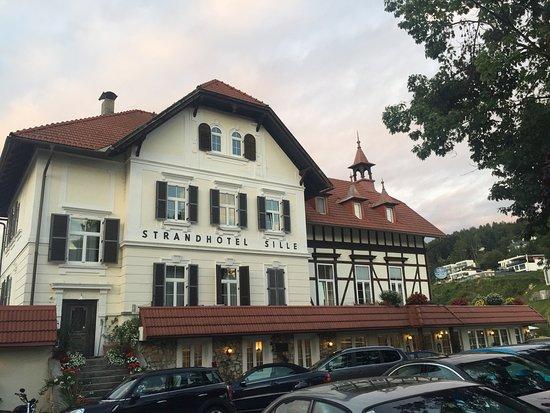Reifnitz, Austria: Abstimmungstafel