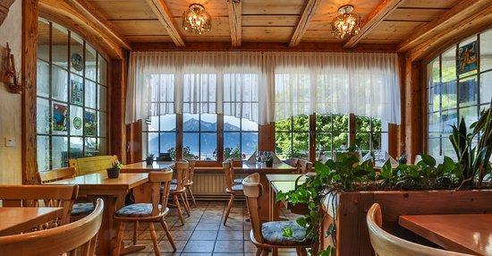 Heiligenschwendi, Sveits: Speiserestaurant