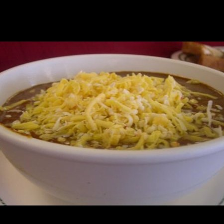 Glenpool, โอคลาโฮมา: A delicious bowl of homemade chili! Yummmm!!