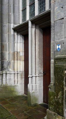 Old Blasius: entrance