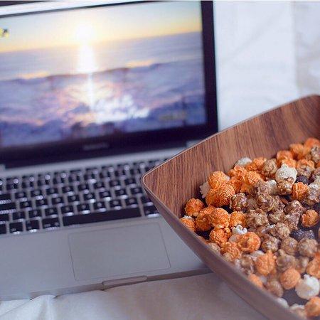 Browny Popcorn