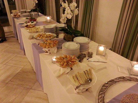 Hotel Aris Garden : Ricevimenti
