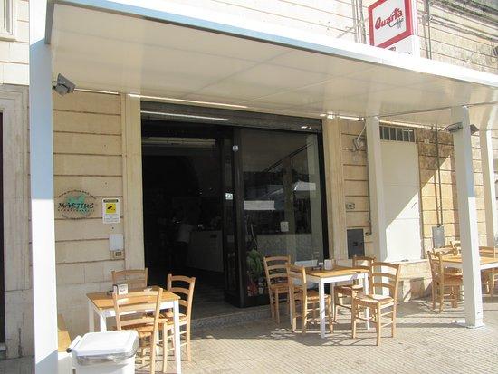 Bar Pozzelle - Le local