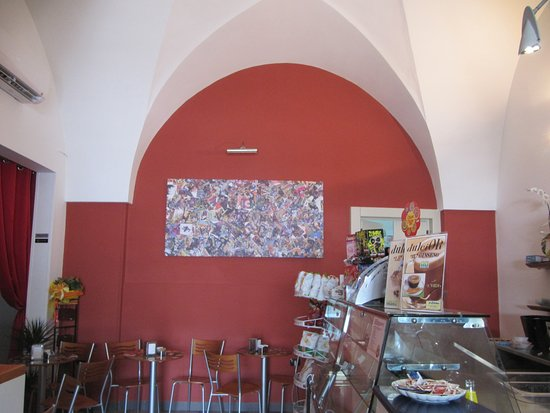 Bar Pozzelle - Intérieur