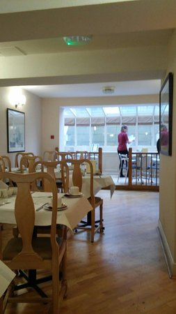 Mabledon Court Hotel: חדר האוכל
