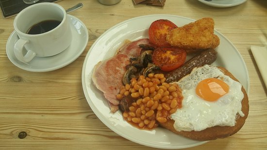 Attleborough, UK: English Breakfast