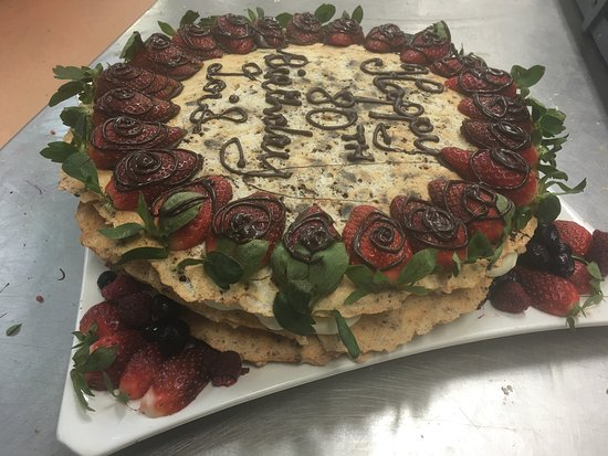 Perth (Tasmania), Australien: One of our special delights made on request