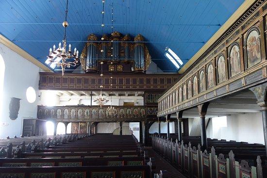 Otterndorf, Deutschland: Orgel von St.Severi