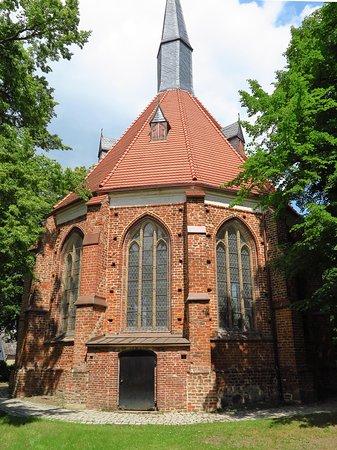 Kapelle St. Gertrud Wolgast