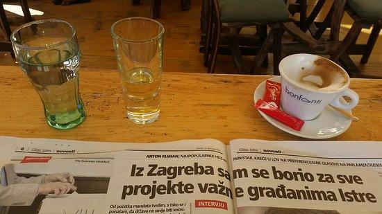 Gostiona K Ribaru Novigrad Restaurant Reviews Photos Tripadvisor