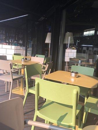 Felgueiras, Portugal: Eskada lounge