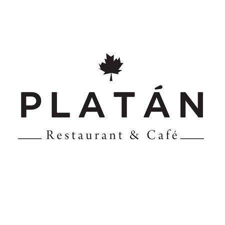 Platán Restaurant & Café: Platán Logó