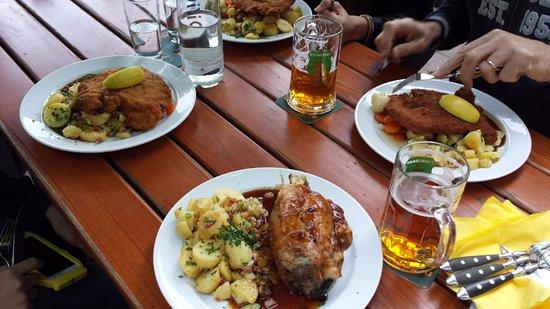 brauhaus berlin spandau brunch