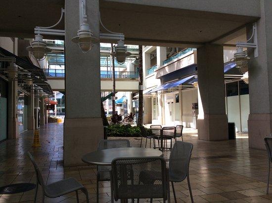 Aloha Tower Marketplace: アロハタワーマーケットプレイス1