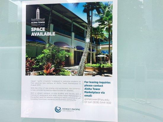 Aloha Tower Marketplace: アロハタワーマーケットプレイスの再開発計画