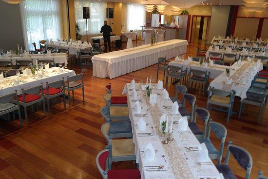 Ennigerloh, Германия: Veranstaltungssaal, für Feiern ab 20 Personen geeignet
