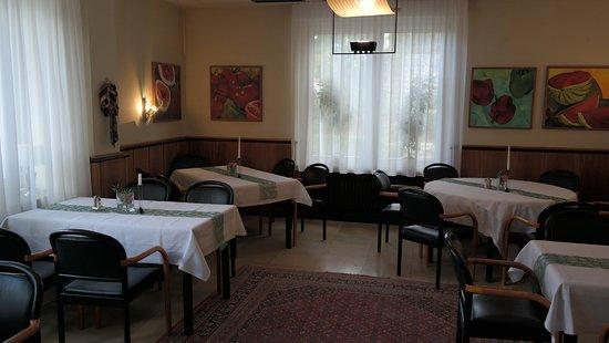 Ennigerloh, Γερμανία: Restaurant / Frühstücksraum