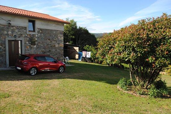 Province of A Coruna, Spain: La casa y el exterior