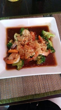 Rayaburi Hotel Patong: Sehr gutes Essen