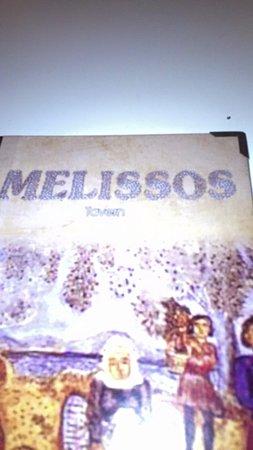 Melissos: Fabulous spot; casually chic!