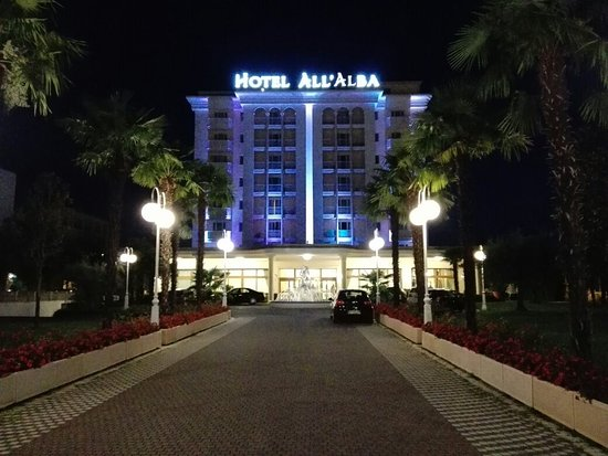 Abano Terme, Itália: Hotel All'Alba