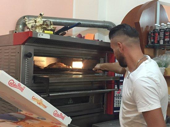 Pizzamania: Una sola parola fantastico
