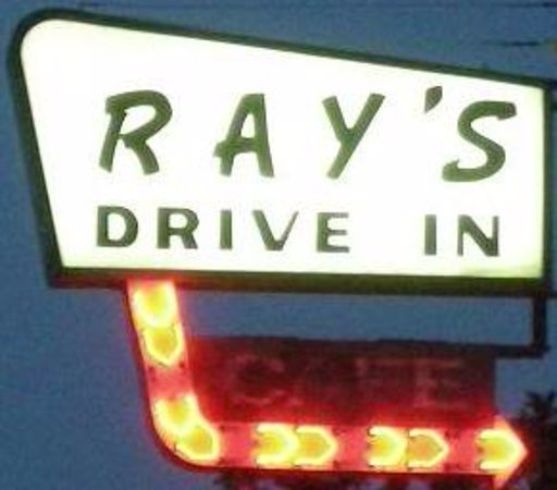 Ray's Drive In Cafe : Childhood memory