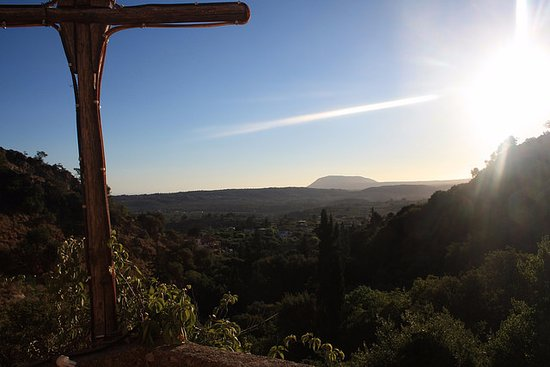 Fres, Greece: From View From The Panagia