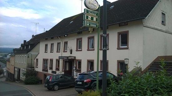 Thalfang, Tyskland: Gasthof