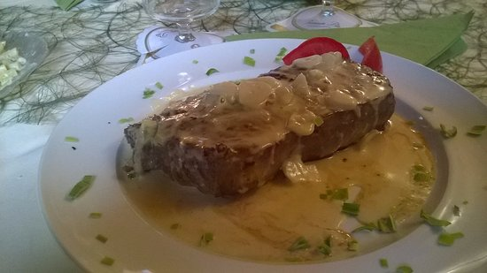 Thalfang, Alemania: Rumpsteak