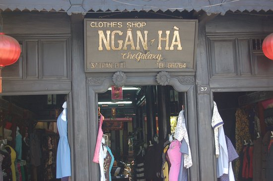 Ngan Ha Cloth Shop