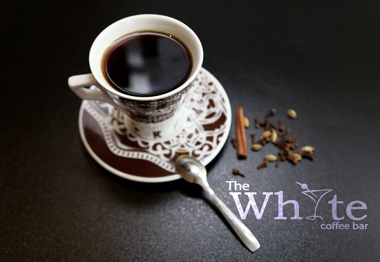 The White Coffee Bar: Hot Chocolate