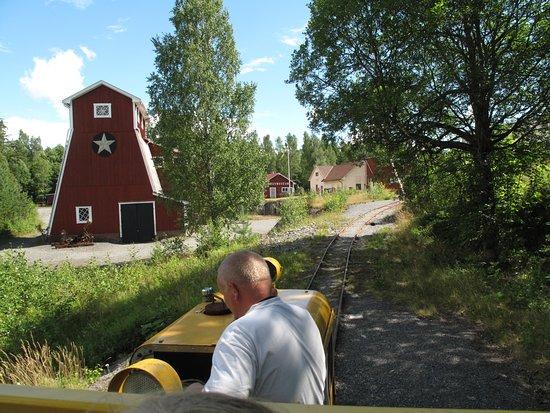 Knalla Mine and Zinkgruvan Mining Museum