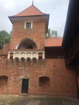 Kutno, Polonia: Real castel from XV century