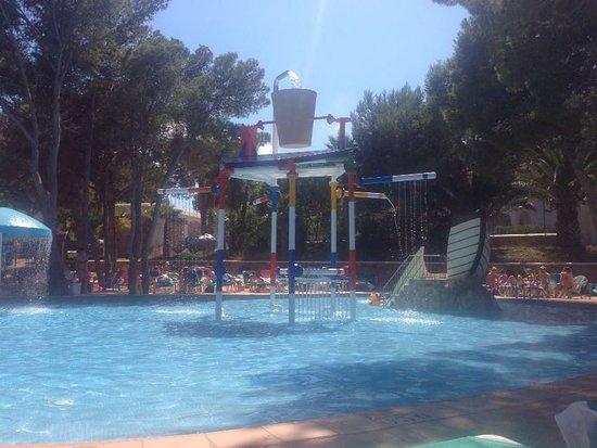 Parque acuatico arenal d 39 en castell spanien anmeldelser - Parque acuatico menorca ...