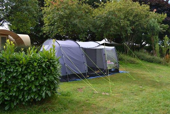 Camping Les Tournesols : Parcela